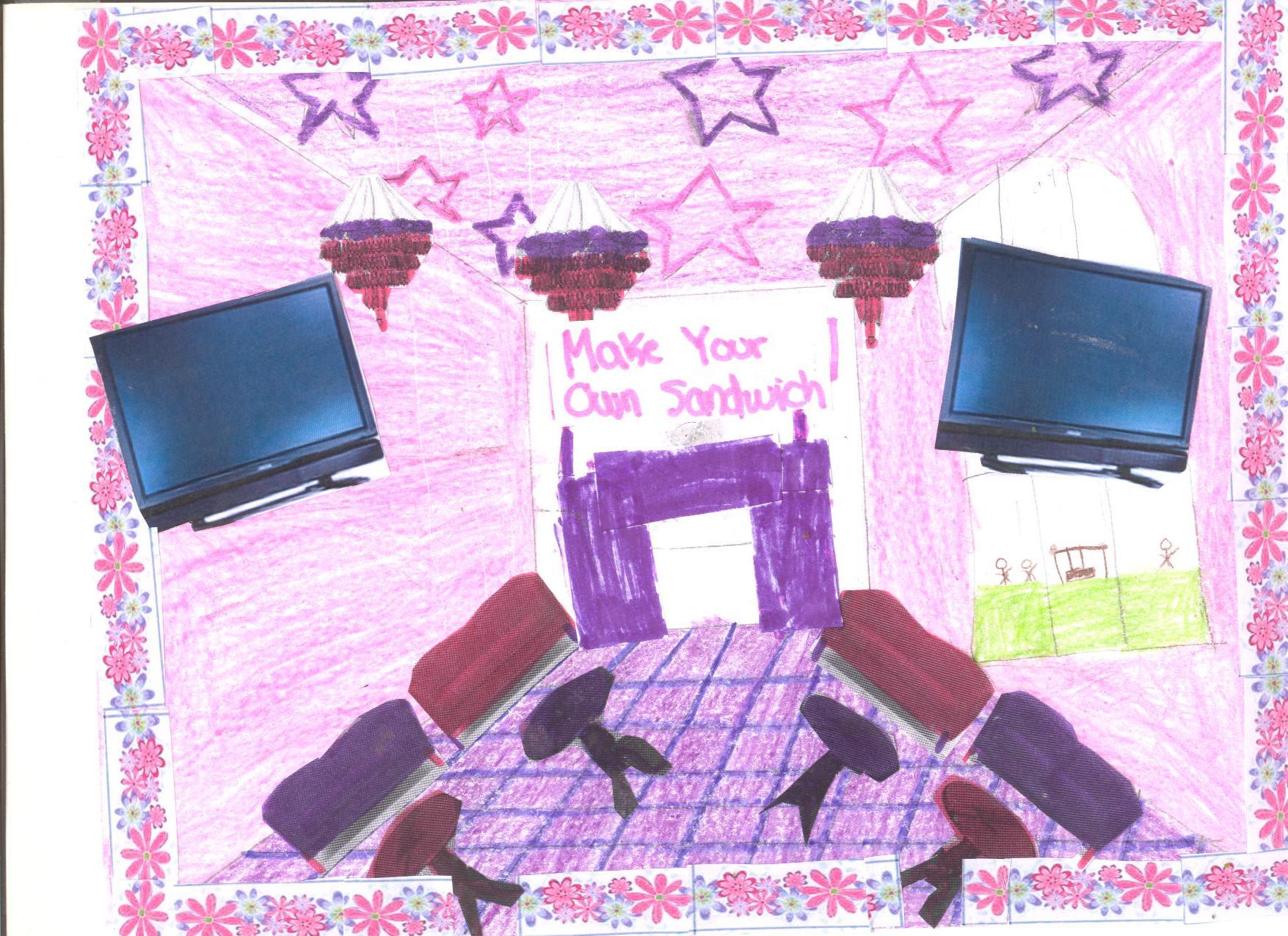Gina's 21st Century Classroom