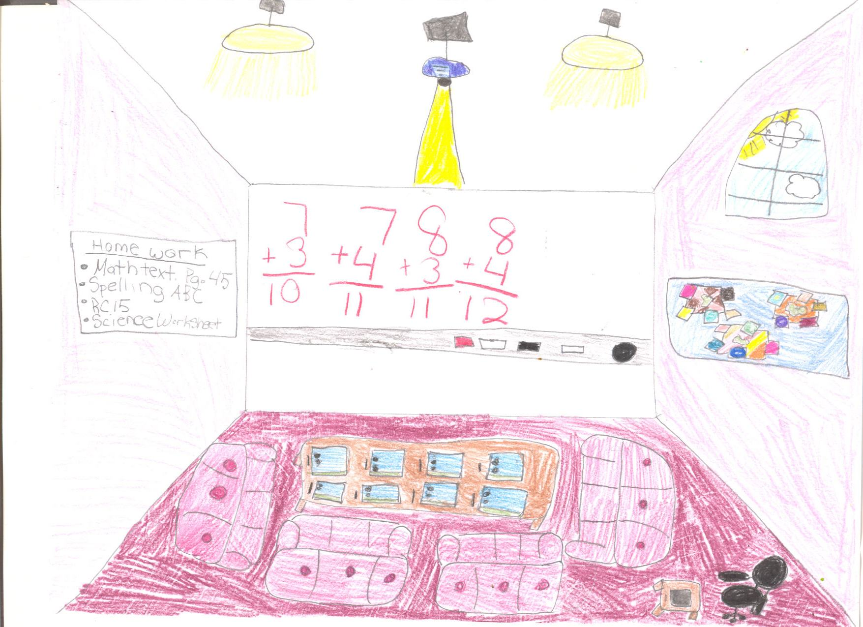 Melissa's 21st Century Classroom